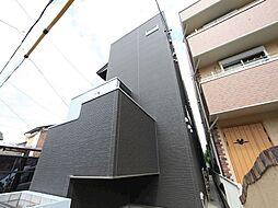 愛知県名古屋市西区枇杷島1丁目の賃貸アパートの外観