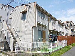 大阪府大阪市城東区鴫野東3丁目の賃貸アパートの外観
