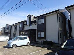 リベロ坂井東B棟[B203号室]の外観