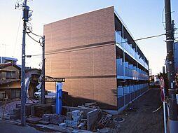 神奈川県川崎市幸区南加瀬4丁目の賃貸マンションの外観