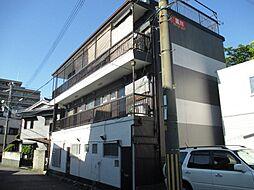 兵庫県尼崎市蓬川町の賃貸マンションの外観