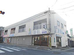 高田アパート[2階]の外観