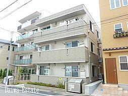 東京都世田谷区桜新町2丁目の賃貸アパートの外観