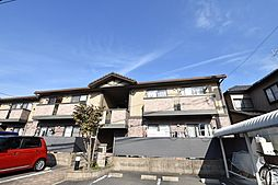 広島県広島市安佐南区川内1丁目の賃貸アパートの外観