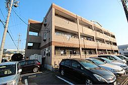 愛知県名古屋市中川区万場5の賃貸マンションの外観