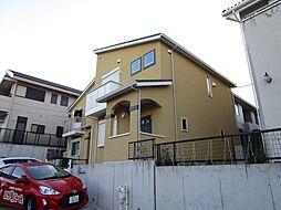 [テラスハウス] 愛知県名古屋市千種区宮根台1丁目 の賃貸【/】の外観