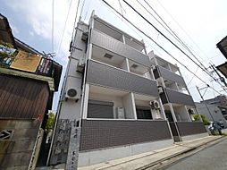 福岡県福岡市東区馬出5丁目の賃貸アパートの外観