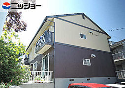 平子ハイツ[2階]の外観