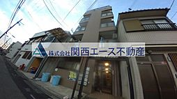 オーナーズマンション生野東[4階]の外観