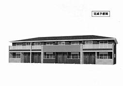 福富町アパート[0203号室]の外観