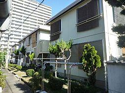 滋賀県大津市唐橋町の賃貸アパートの外観