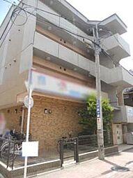神奈川県茅ヶ崎市浜竹の賃貸マンションの外観