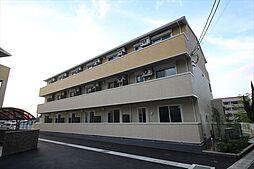 アン・レガーロ B棟[1階]の外観