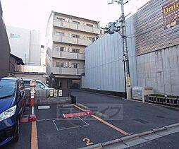 京都府京都市中京区大文字町の賃貸マンションの外観