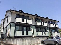 セジュール山手[2階]の外観