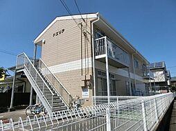 愛知県稲沢市国府宮神田町の賃貸アパートの外観