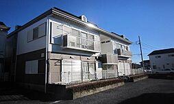 埼玉県富士見市渡戸3丁目の賃貸アパートの外観