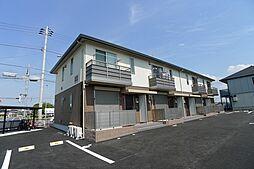 ビラ新川田[101号室号室]の外観