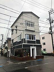 新潟県新潟市中央区春日町の賃貸マンションの外観