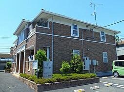 栃木県下都賀郡壬生町至宝1丁目の賃貸アパートの外観