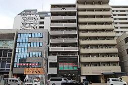 広島県広島市中区猫屋町の賃貸マンションの外観