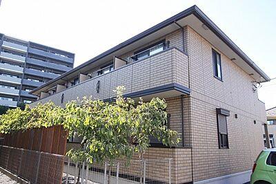 外観,1K,面積26.52m2,賃料6.0万円,つくばエクスプレス みらい平駅 徒歩10分,,茨城県つくばみらい市陽光台