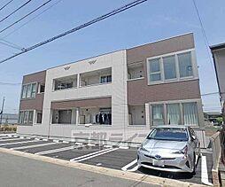 京都府京都市南区吉祥院嶋笠井町の賃貸アパートの外観