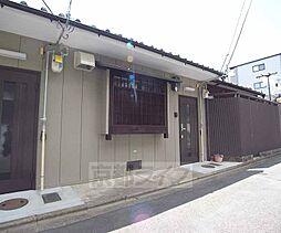[テラスハウス] 京都府京都市右京区西院春栄町 の賃貸【/】の外観