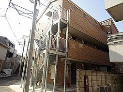 フロントオブステーション弘明寺[2階]の外観