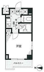 ルーブル武蔵新城[2階]の間取り