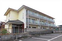 ハイツ吉田[1階]の外観