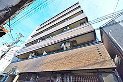 ラッキーセンター河堀口[6階]の外観