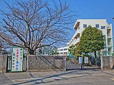 日野市立南平小学校 距離960m