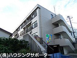 小宮キザキコーポ[3階]の外観