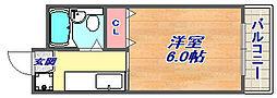 永井ビル[2階]の間取り