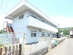 コーポ八木NO,2[2階]の外観