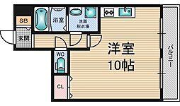 ASTIA-5[6階]の間取り