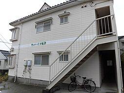 新潟県新潟市西区坂井砂山2丁目の賃貸アパートの外観