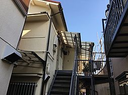第二松栄荘[206号室]の外観
