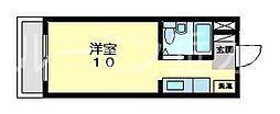 兵庫県神戸市垂水区清水が丘3の賃貸マンションの間取り