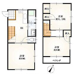 武蔵藤沢テラスハウス