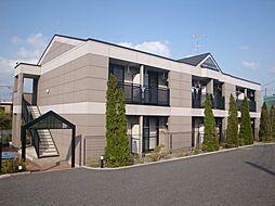 埼玉県さいたま市岩槻区加倉4丁目の賃貸マンションの外観