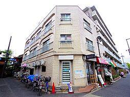 東京都小平市小川東町1丁目の賃貸マンションの外観