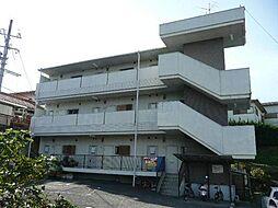 マンションリビエール[1階]の外観
