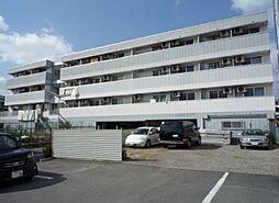 ハートフルマンション京田辺[3階]の外観