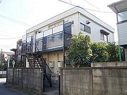 東京都杉並区上井草2丁目の賃貸アパートの外観