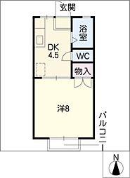 アネックス柱[2階]の間取り