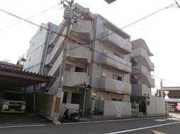 シャルマンフジ湊北町弐番館[2階]の外観