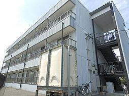 三重県鈴鹿市鈴鹿ハイツの賃貸マンションの外観