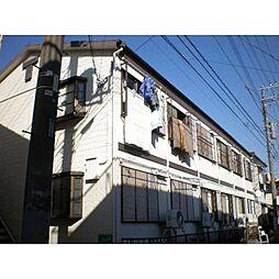 神奈川県横浜市南区西中町4丁目の賃貸アパートの外観